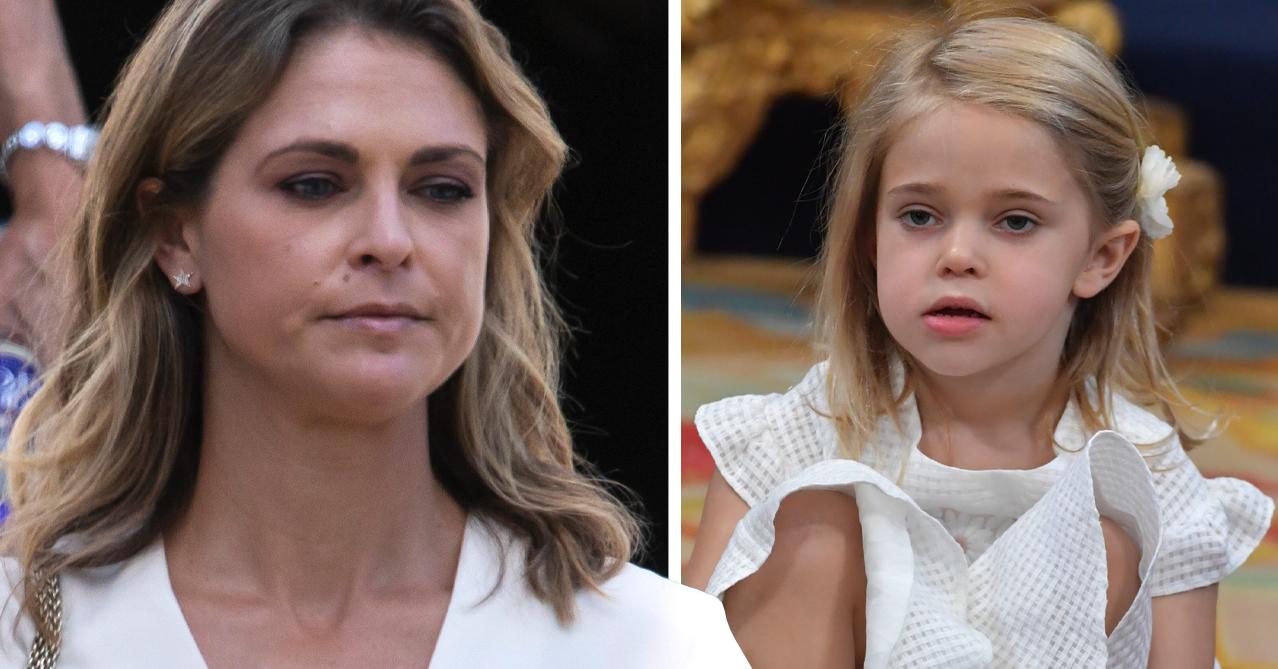 Hovets besked om prinsessan Leonore – efter långa frånvaron