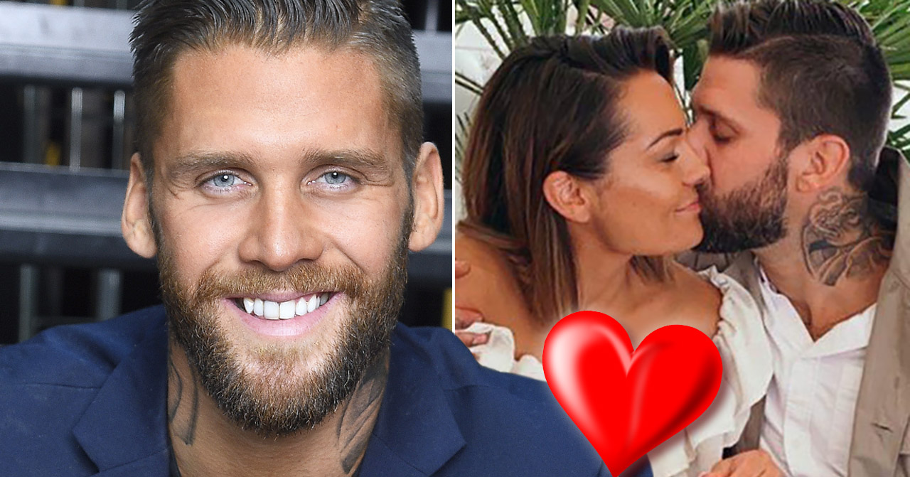 Simon Hermansson om kärlek och bråk efter Bachelor