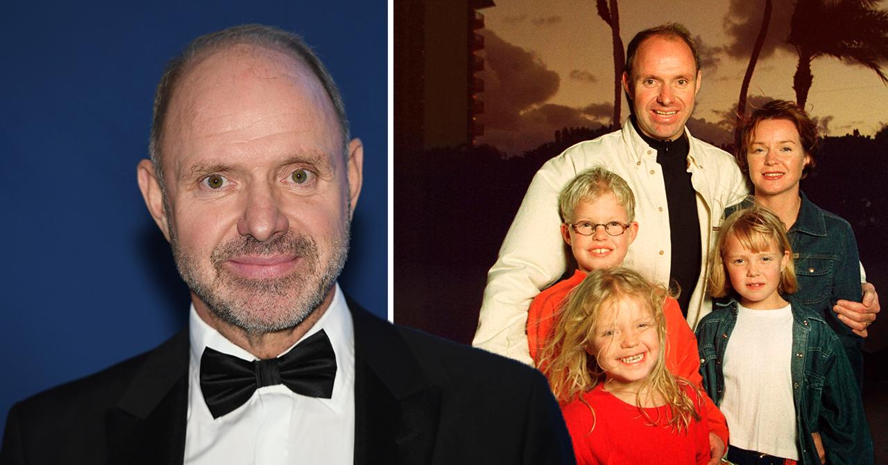 Thomas Ravelli och familj