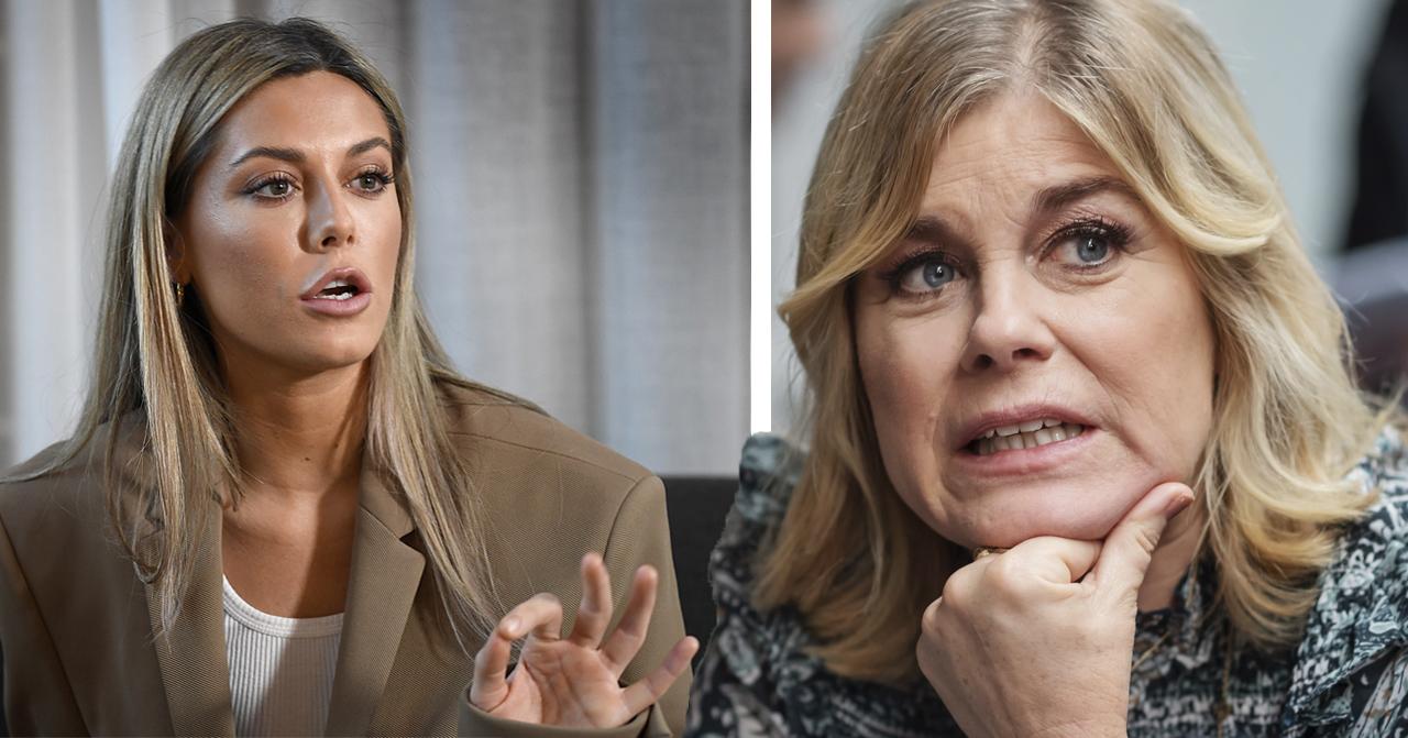 Pernilla Wahlgrens ånger – efter åren med Bianca Ingrosso