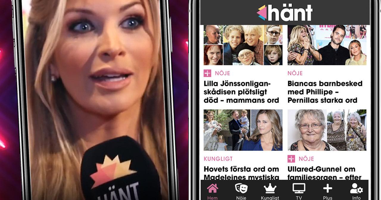 Äntligen är Hänt-appen här – så laddar du ner den till mobilen