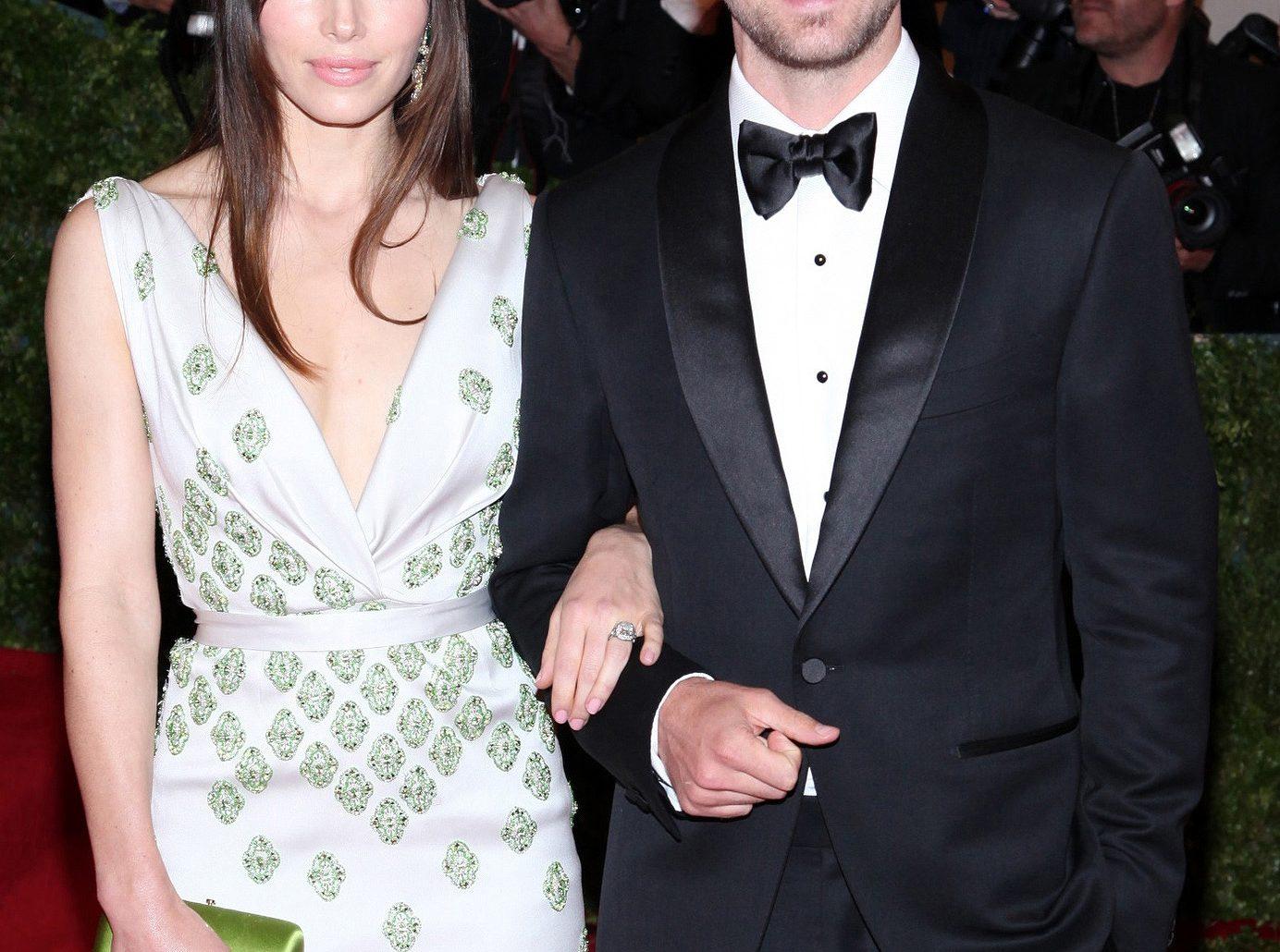 Justin Timberlake och Jessica Biel har fått en son:
