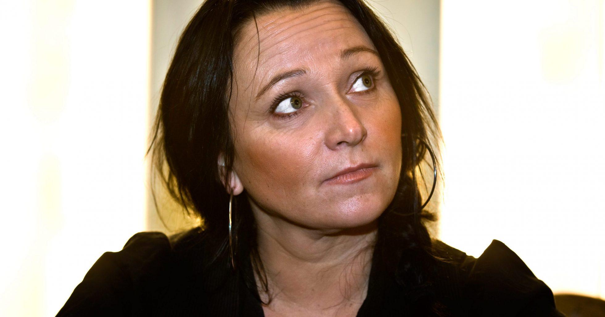 Anja Kontor om sin hjärnblödning: