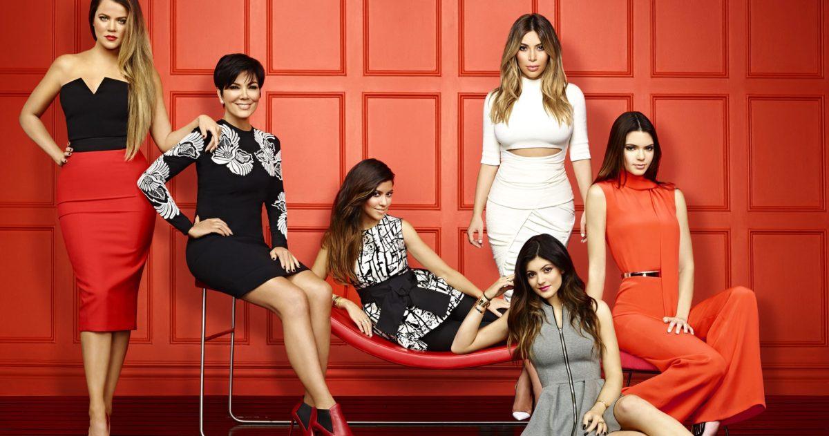 De ar otrevligast i familjen jenner kardashian