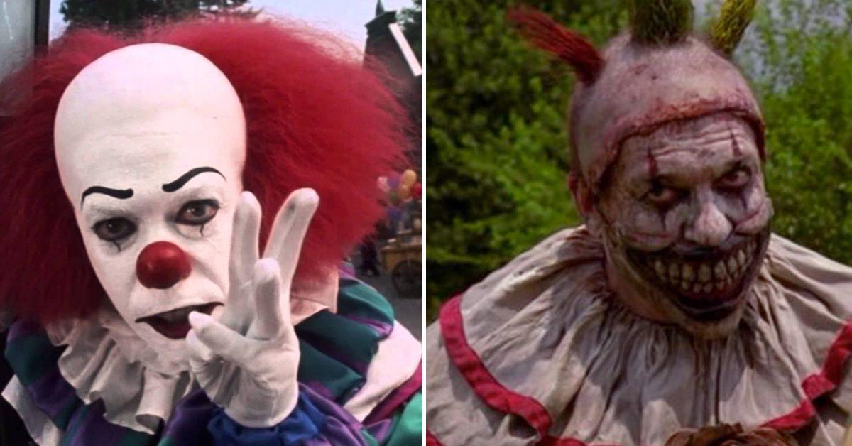 Halloween Sminkningar Clown.13 Hemska Clowner Som Ger Dig Mardrommar Livet Ut Hant Se