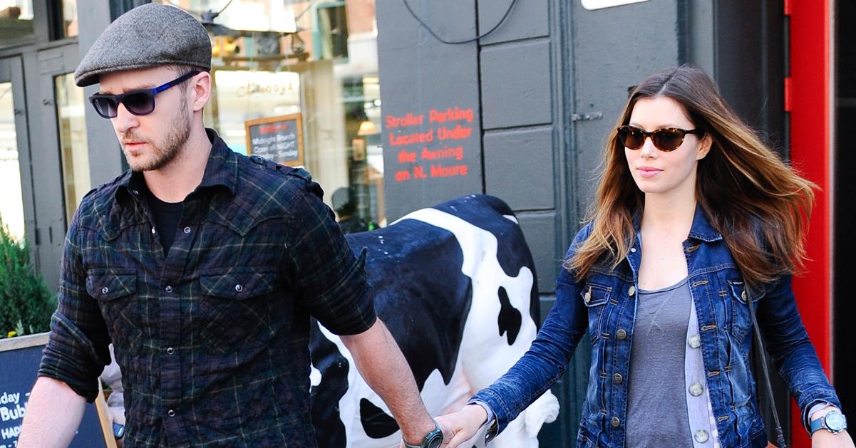 Justin Timberlakes och Jessica Biels kris: