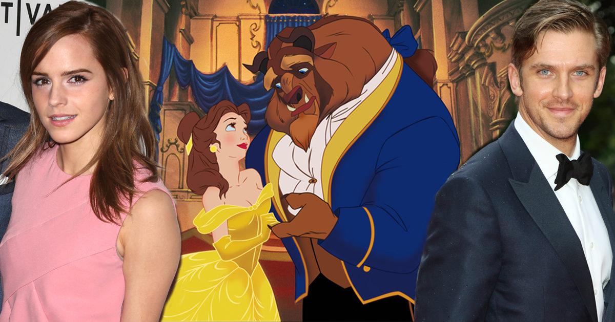Watson spelar belle i skonheten och odjuret