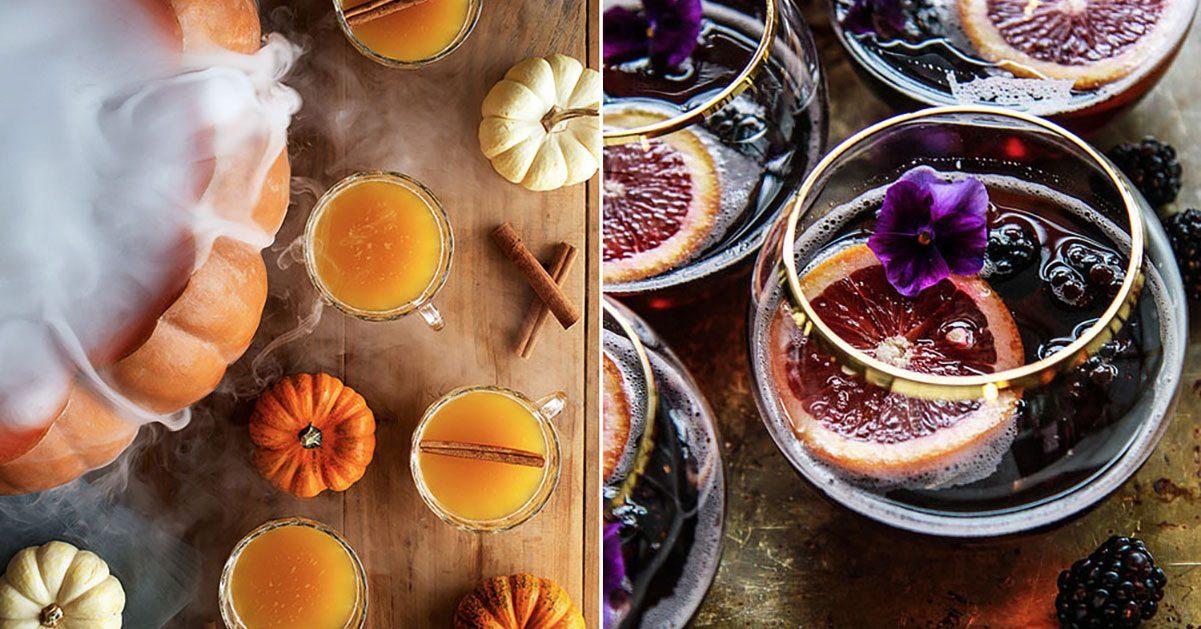 5 läskigt goda drinkar för kvällens Halloween-fest