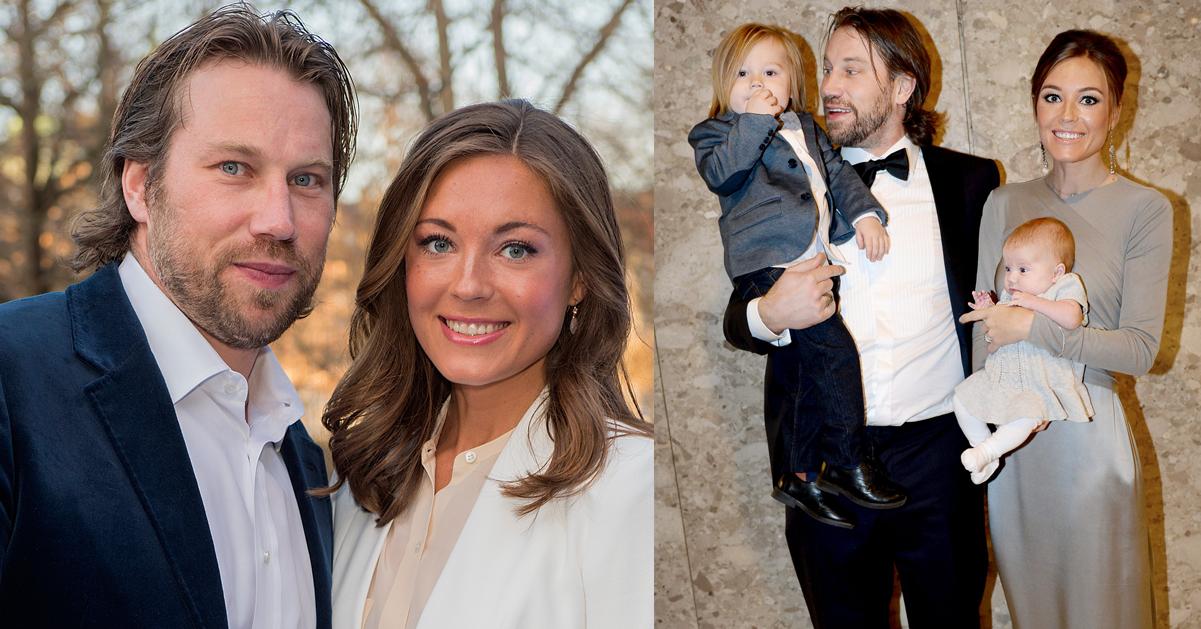Peter Forsberg om att bli pappa igen