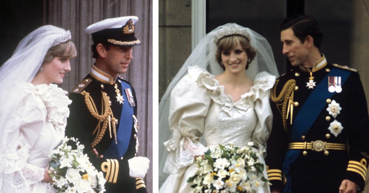 Prins Charles hotad – tvingad till att gifta sig med Diana