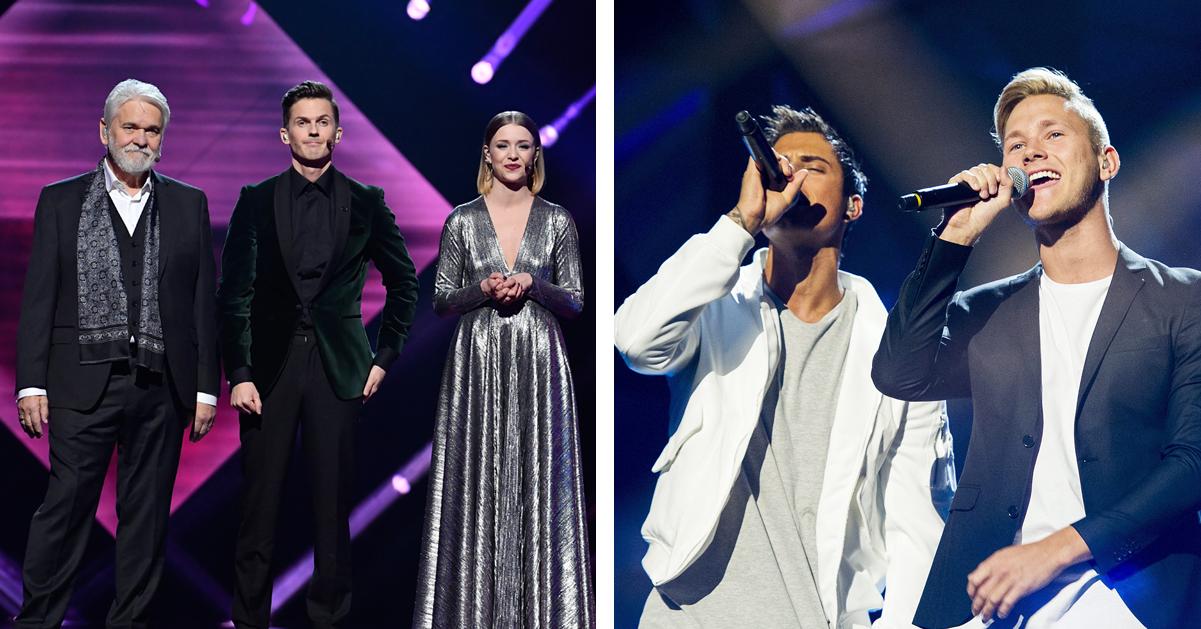 Succéduon: Därför hoppade vi av Melodifestivalen