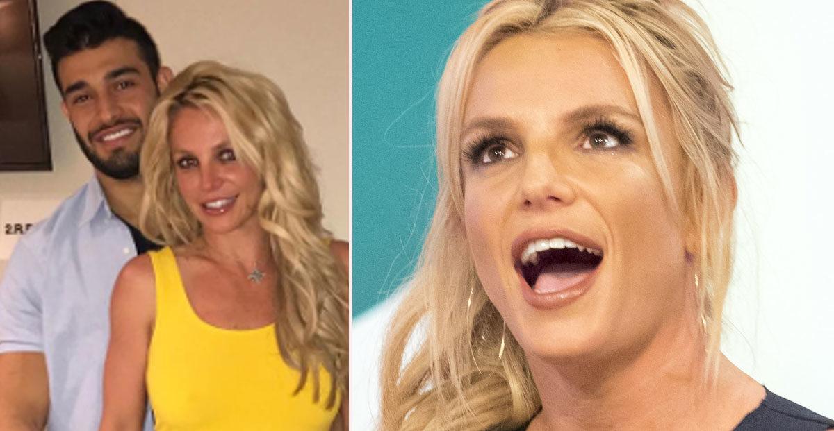 Britney gifter sig igen