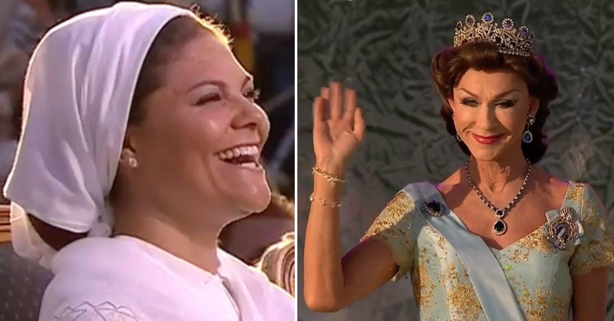 Drottningen som borjade lasa