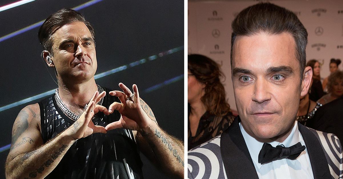Robbie Williams svårt sjuk: