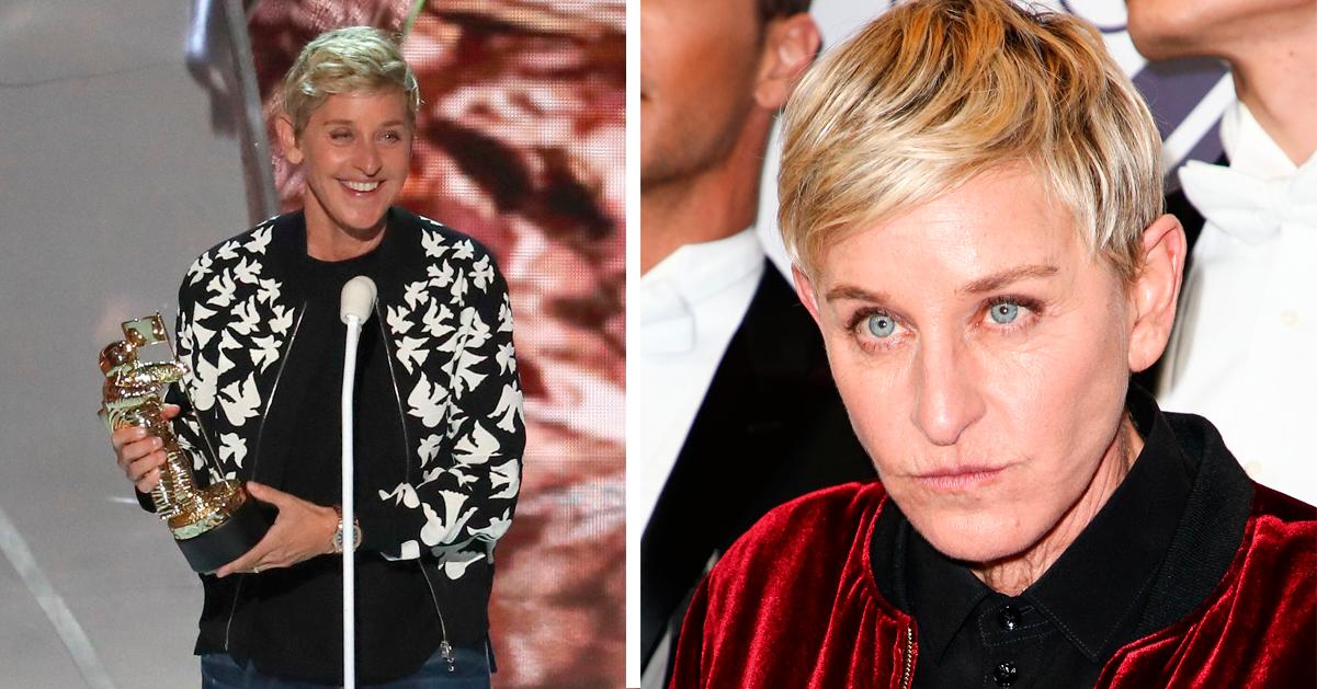 Ellen DeGeneres i storbråk med kollegan: