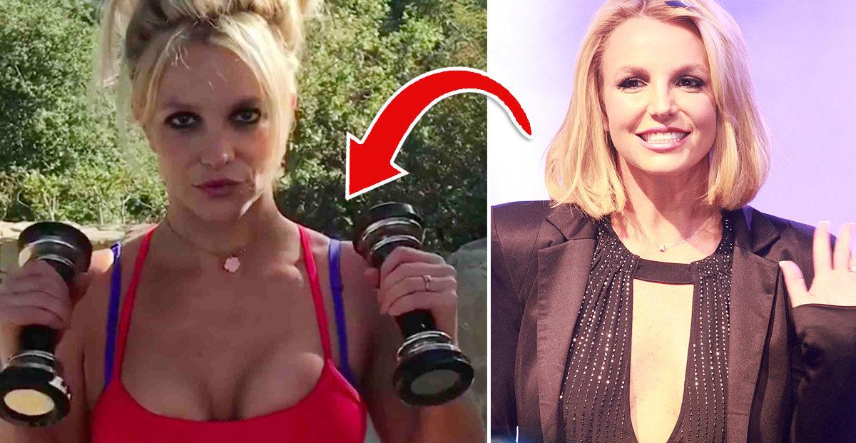 Britneys hemlighet
