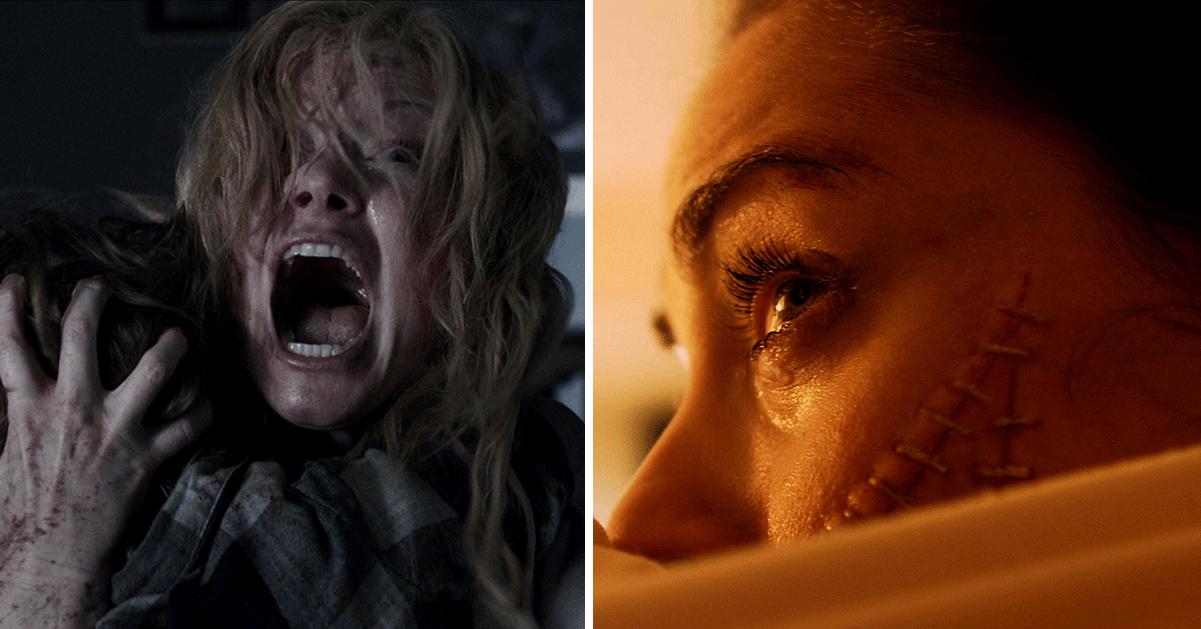 Här är skräckfilmerna som får publiken att spy och svimma