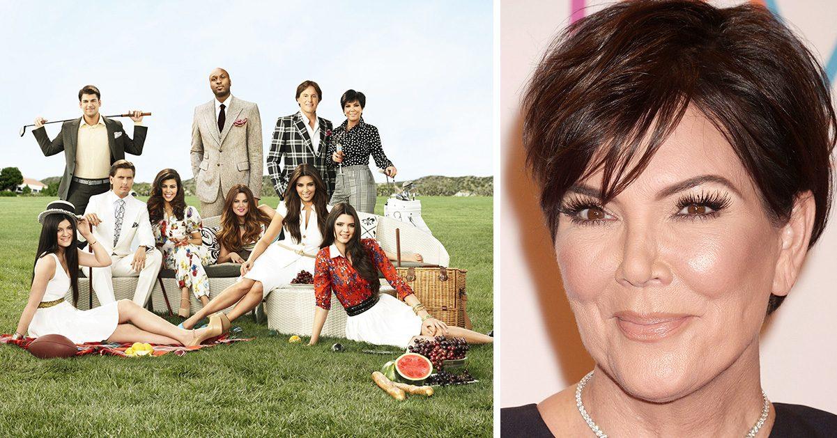 Kris Jenner avslöjar – då slutar Keeping up with the Kardashians