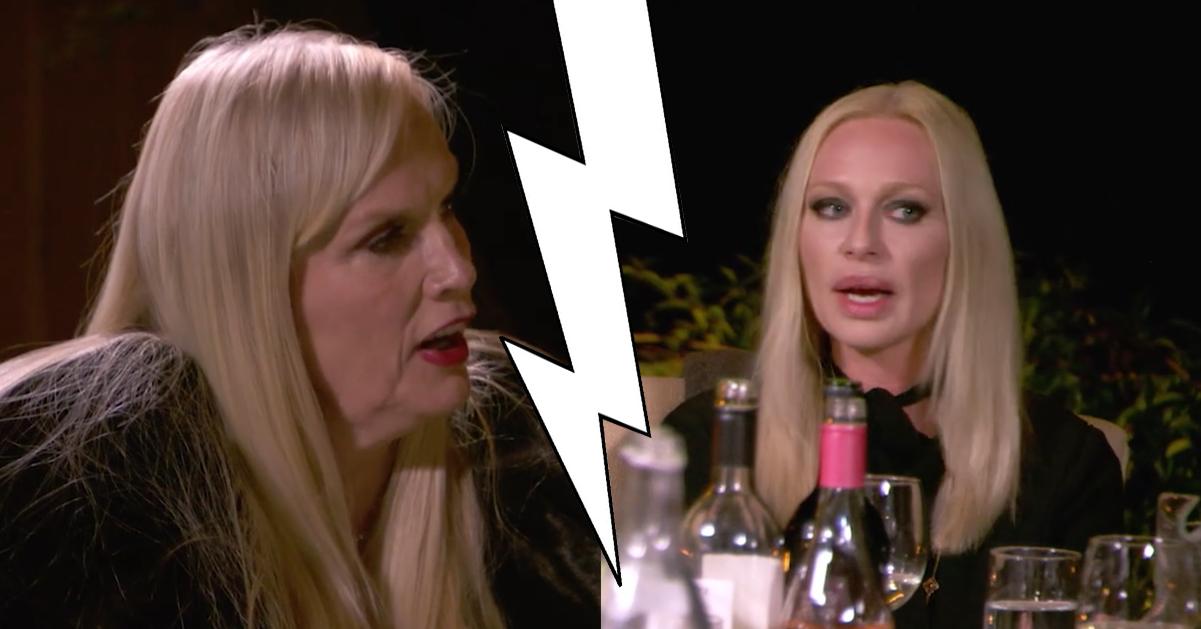 Gunilla Persson avslöjar: Producenten krävde att jag skulle bråka