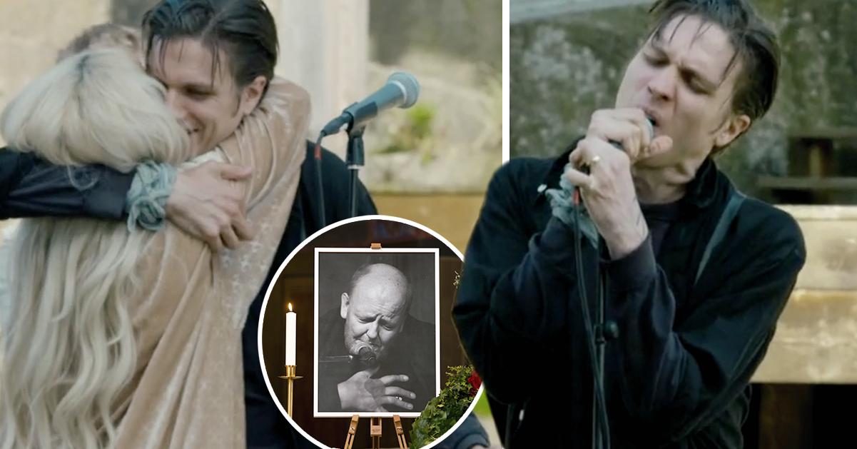 Popstjärnorna i tårar – efter punkstjärnans låthyllning till döda punklegendaren