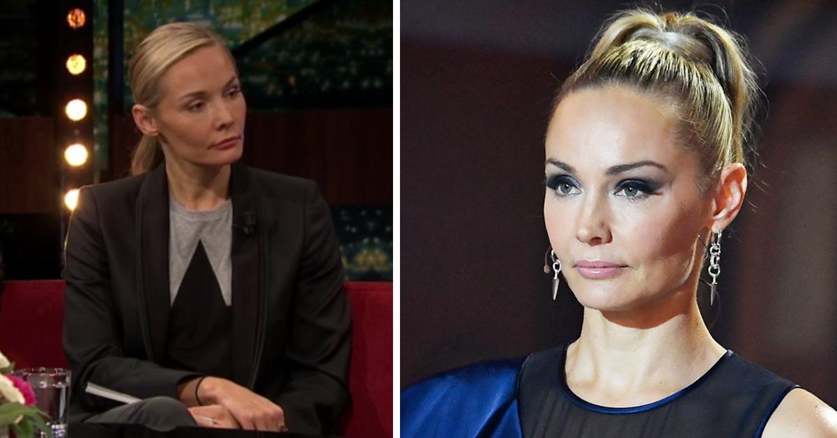 Carina Berg bryter tystnaden: TV4-kollegan tafsade på mig – cheferna ignorerade