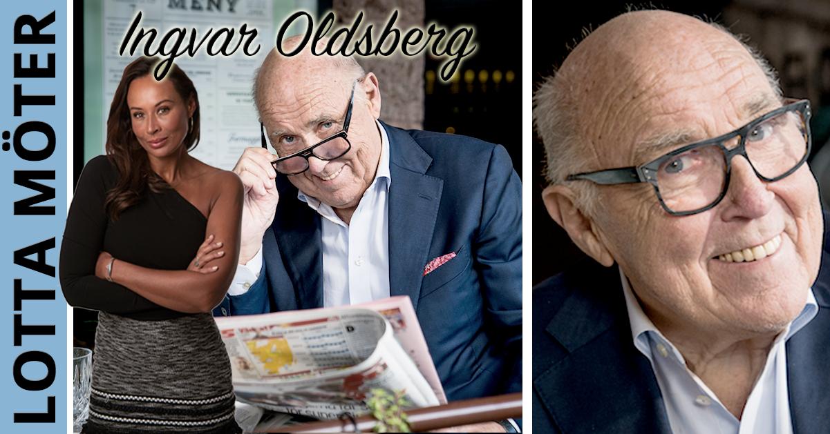 """Ingvar Oldsberg avslöjar: """"Därför ställde vi in bröllopet"""""""