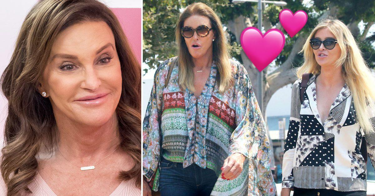 Caitlyn Jenners nya flickvän – 47 år yngre transkvinnan Sophia