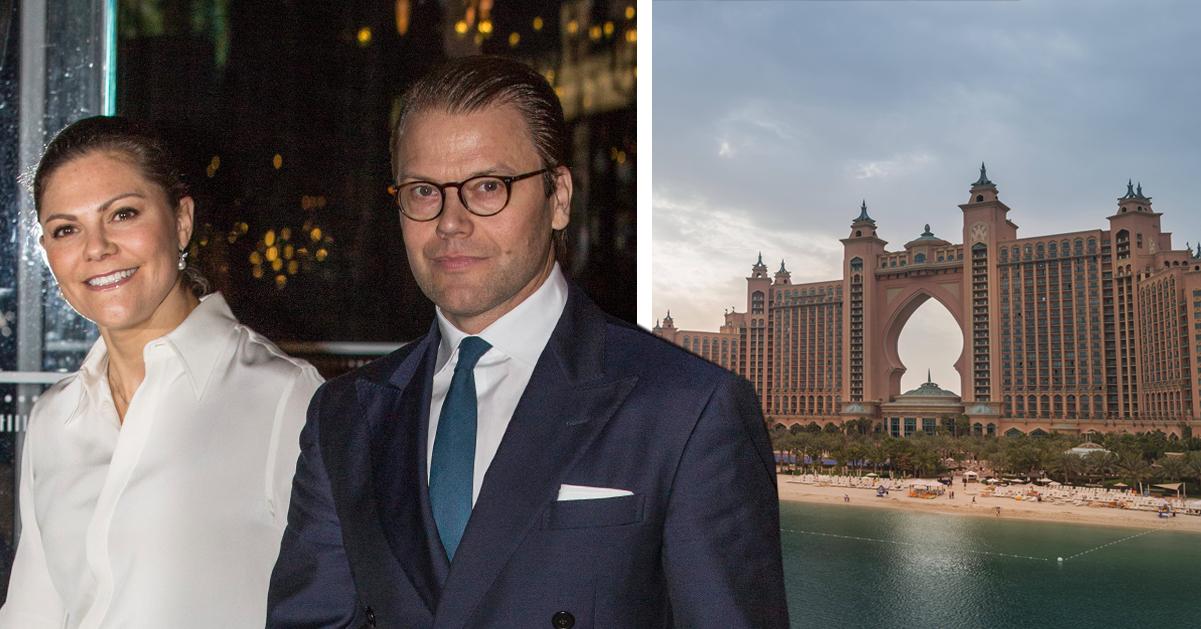 Victoria och Daniel har lämnat Sverige – på hemlig lyxresa med barnen