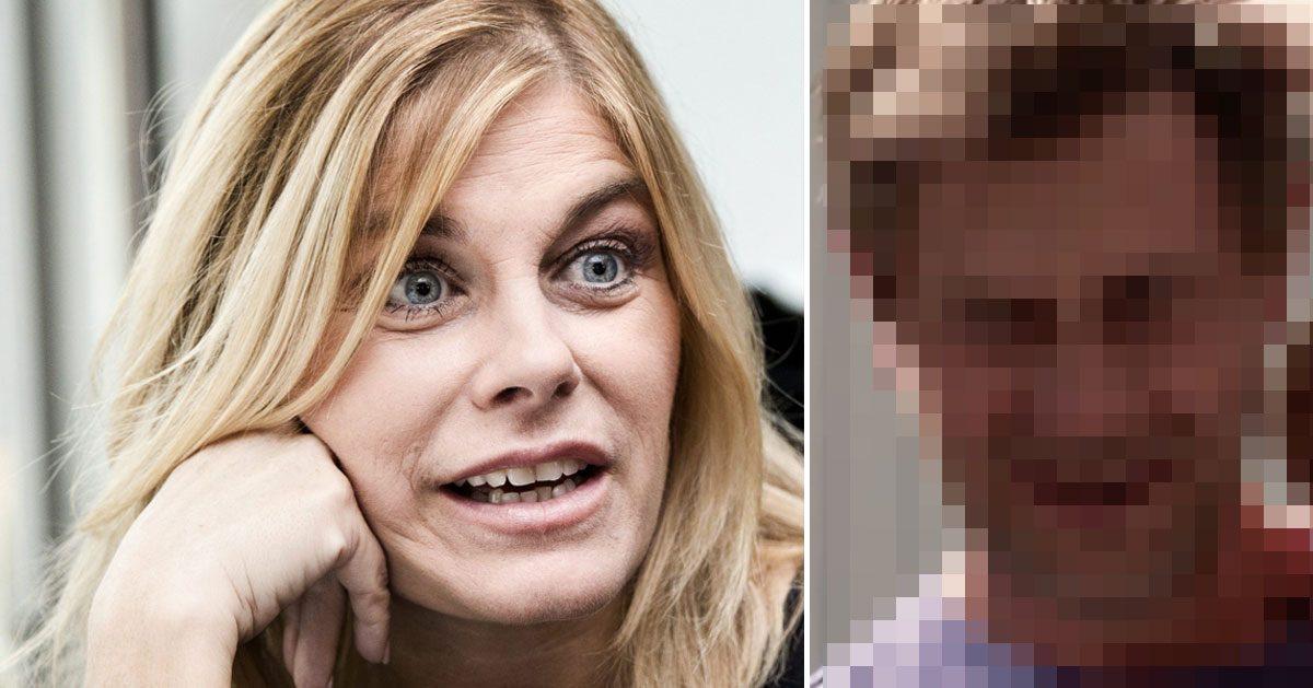Pernilla Wahlgren om sin okända bror: