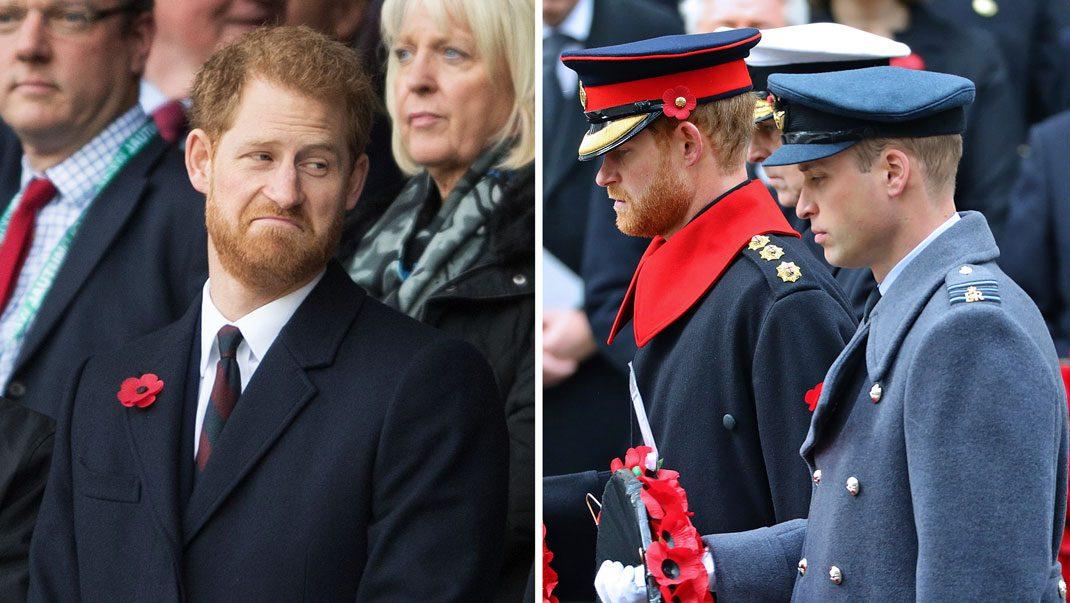 """Här bryter prins Harry mot militära regeln: """"Gjort oss alla besvikna"""""""