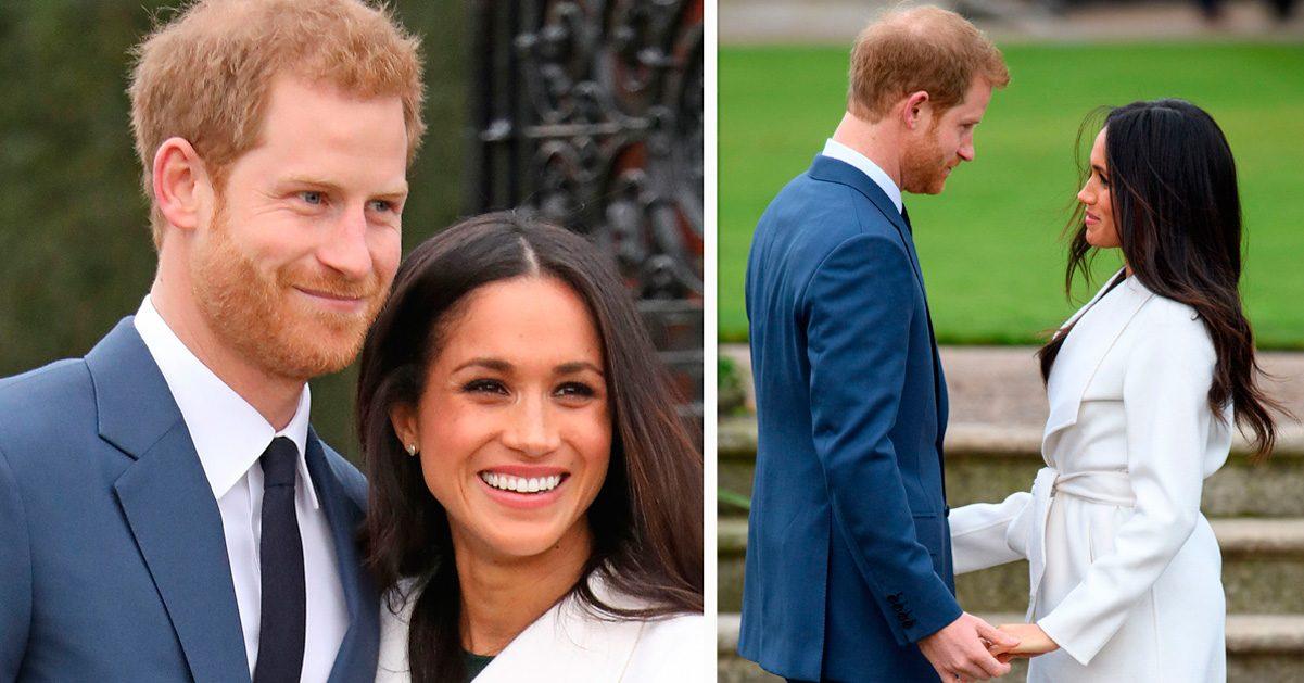 Nya detaljerna – så blir prins Harry och Meghan Markles bröllop