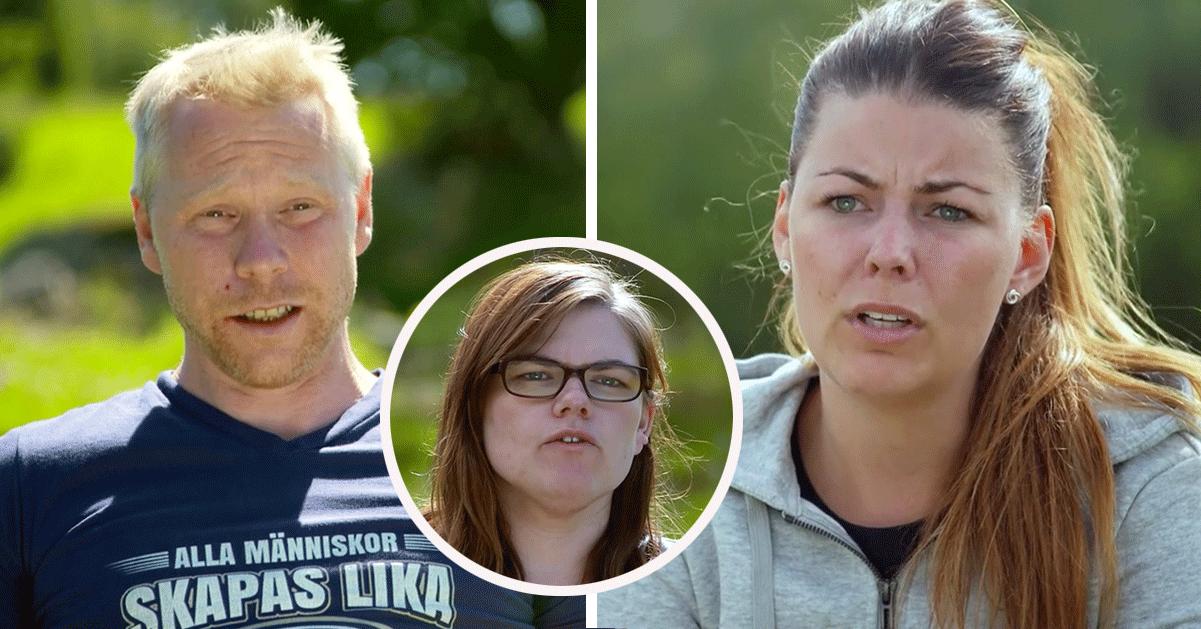 Ilskan mot TV4-bonden efter kärleksavslöjandet: