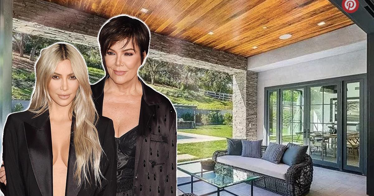 Kris Jenner köper svindyr lyxvilla – tvärs över gatan från dottern Kim