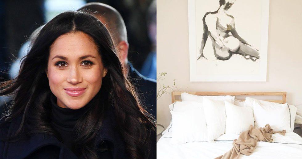 Bo som en blivande kunglighet – nu kan Meg Markles hem bli ditt
