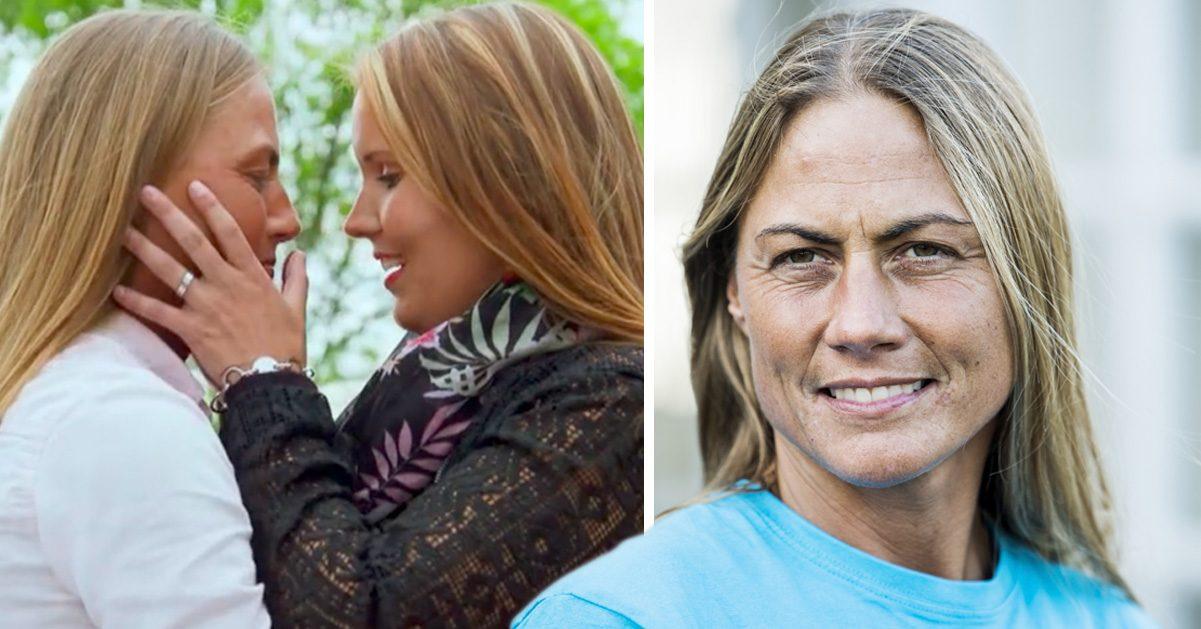 Efter uppbrottet – bonde-Leonoras nya kärleksbesked som TV4 inte visar