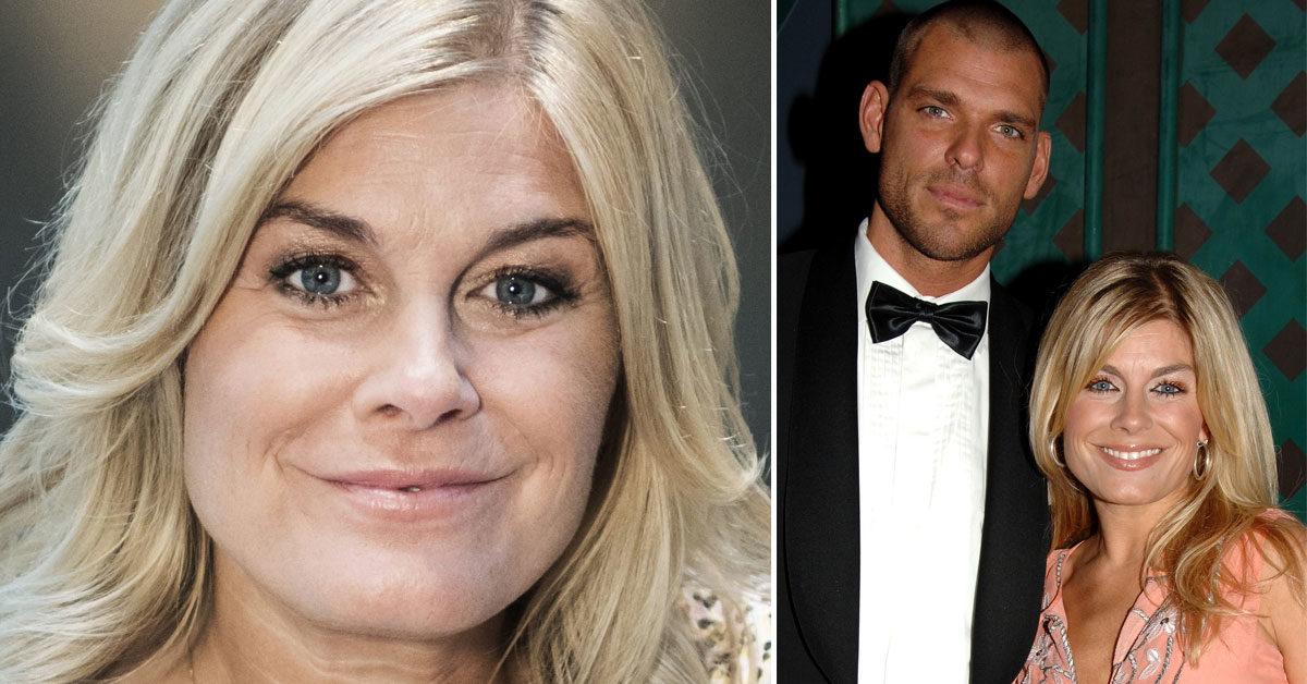 Pernilla Wahlgrens nya beslut med exet – efter sveket