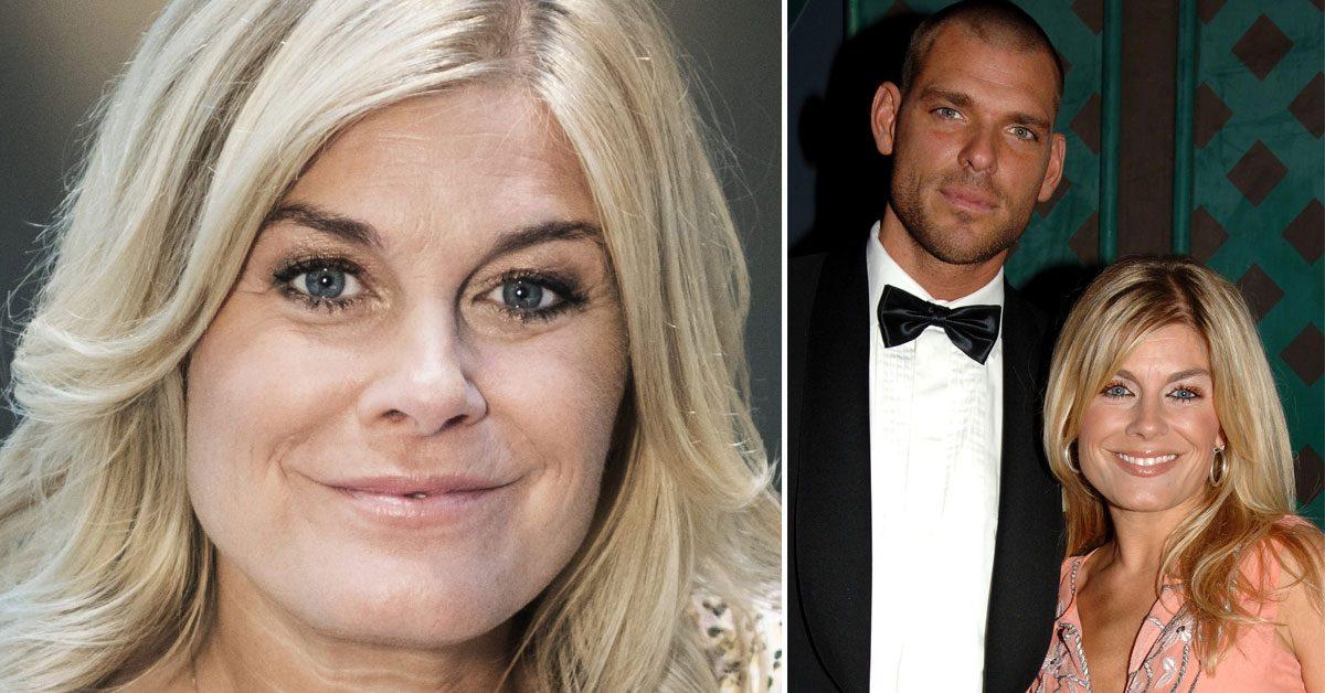 Pernilla Wahlgrens oväntade besked om sonen Theos pappa – efter tio år