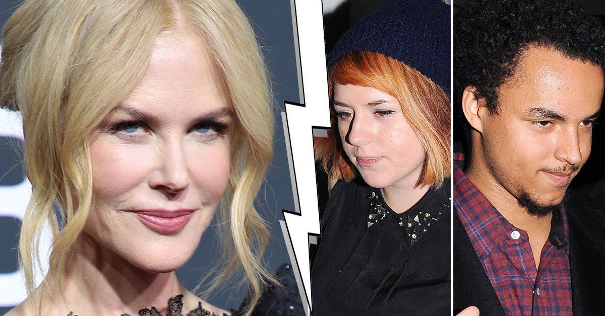 Nicole Kidman i bråk med sina egna barn – stjärnans ord avslöjar sprickan