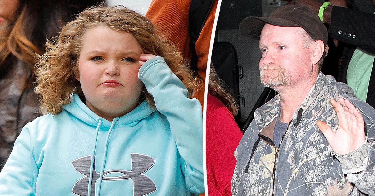 Efter sveket – Honey Boo Boo hjärtekrossad över pappan