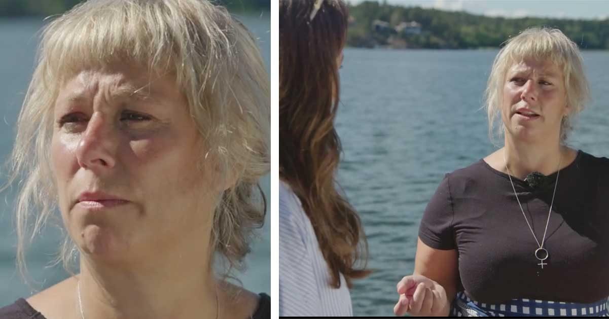 Stina Wollters sorg i TV4 – öppnar upp om sista mötet med systern: