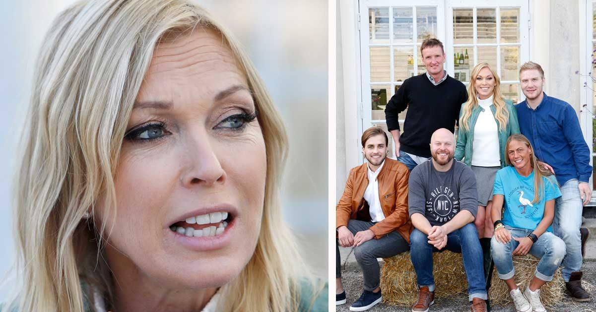 Oväntade avhoppet i nya Bonde söker fru – Linda Lindorff:
