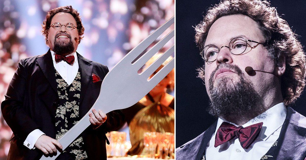 Ilska mot Edward Blom efter framträdandet i Melodifestivalen: