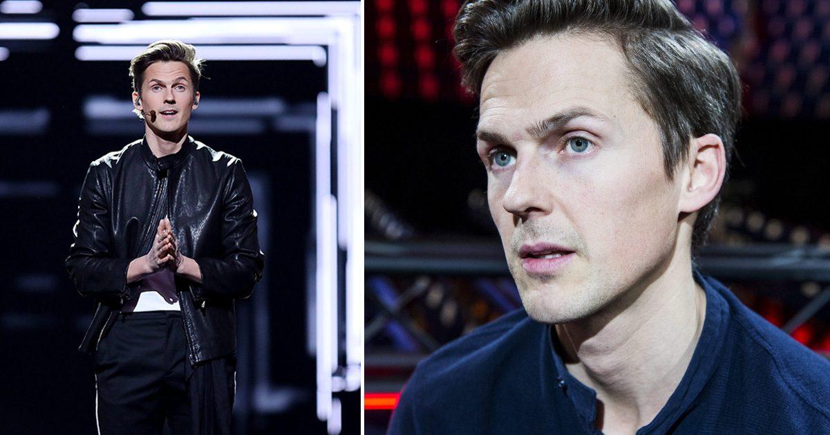 David Lindgren stoppas efter SVT:s beslut: