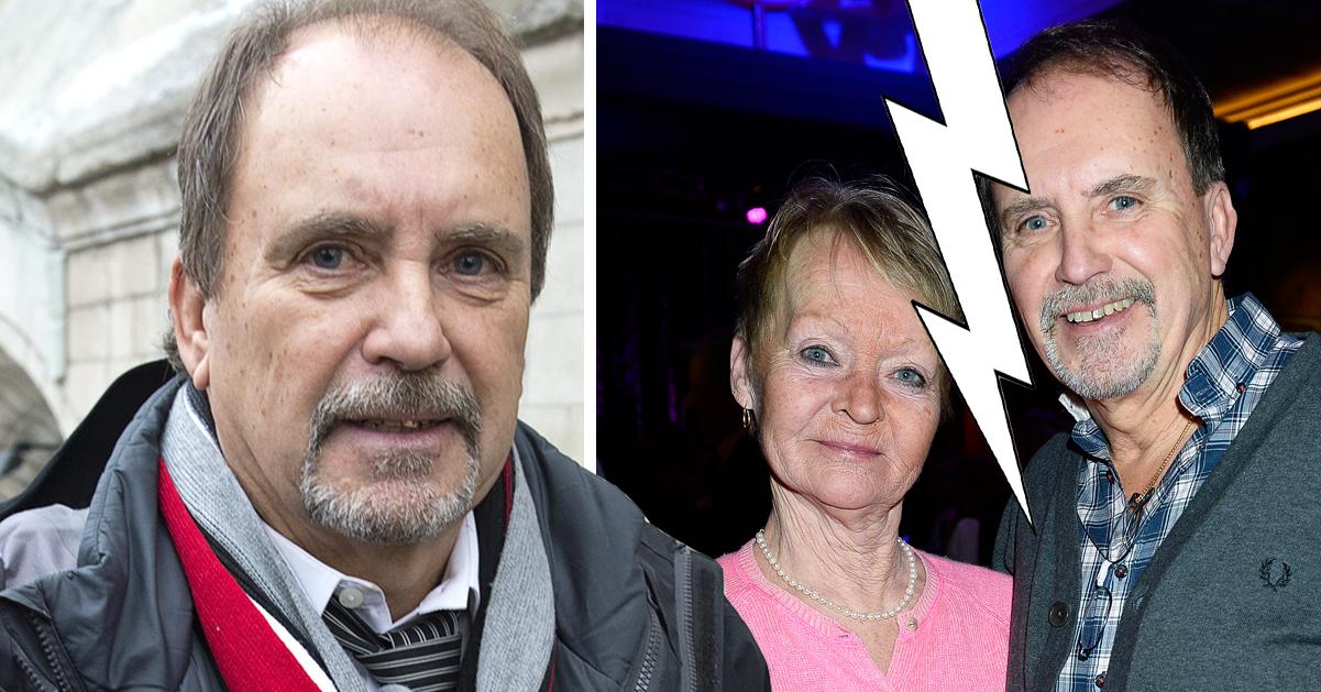 Fem månader efter skilsmässan – Peppe Eng har hittat kärleken i Karin
