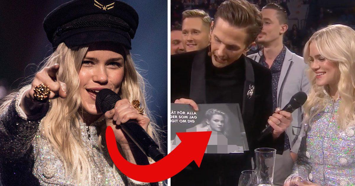 SVT avslöjar sanningen: Därför ändrade vi nakenbilden på Ida i sändning