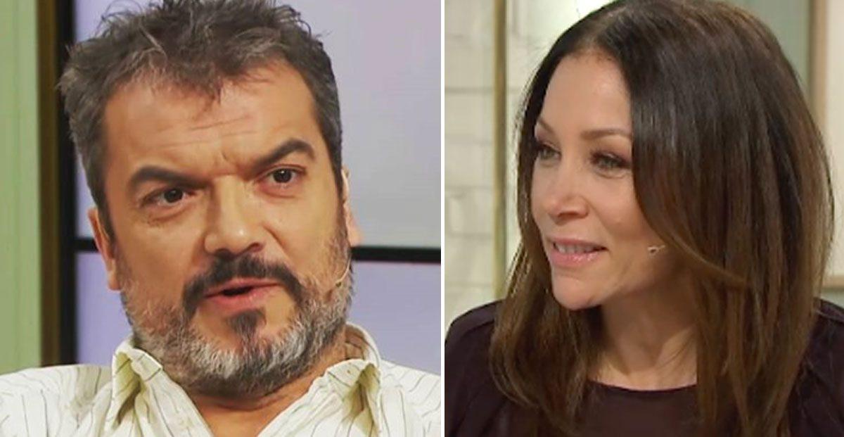 Skådespelaren vägrade svara på Tilde de Paulas fråga i TV4:
