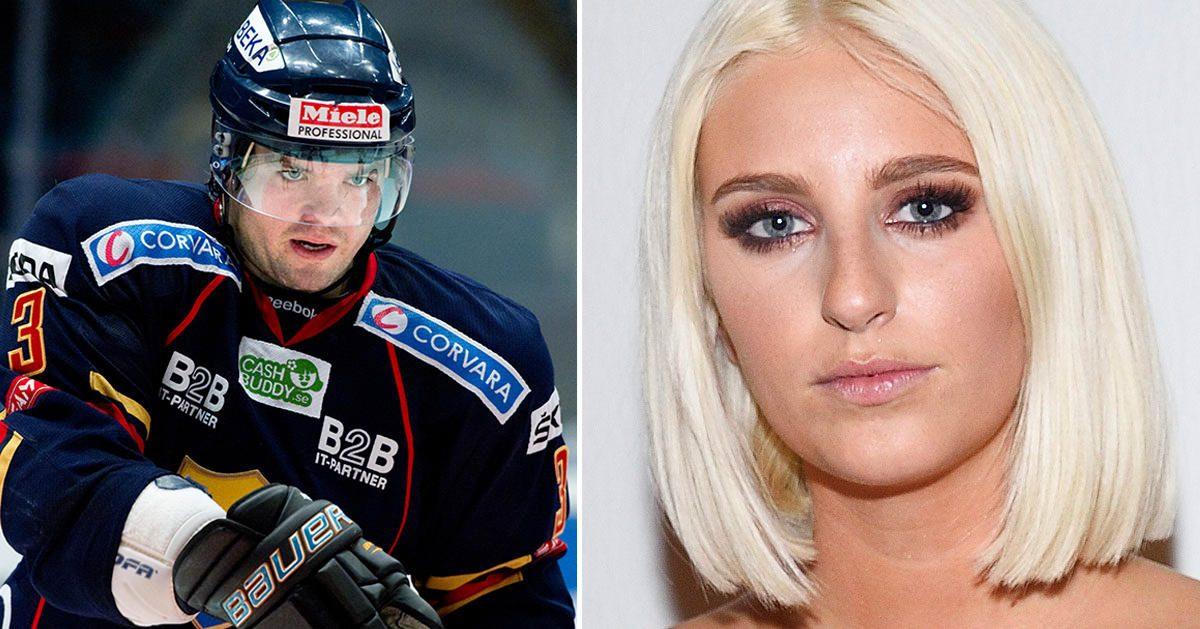 """Penny Parnevik och 17 år äldre pojkvännen i stort krogbråk: """"Blev irriterad"""