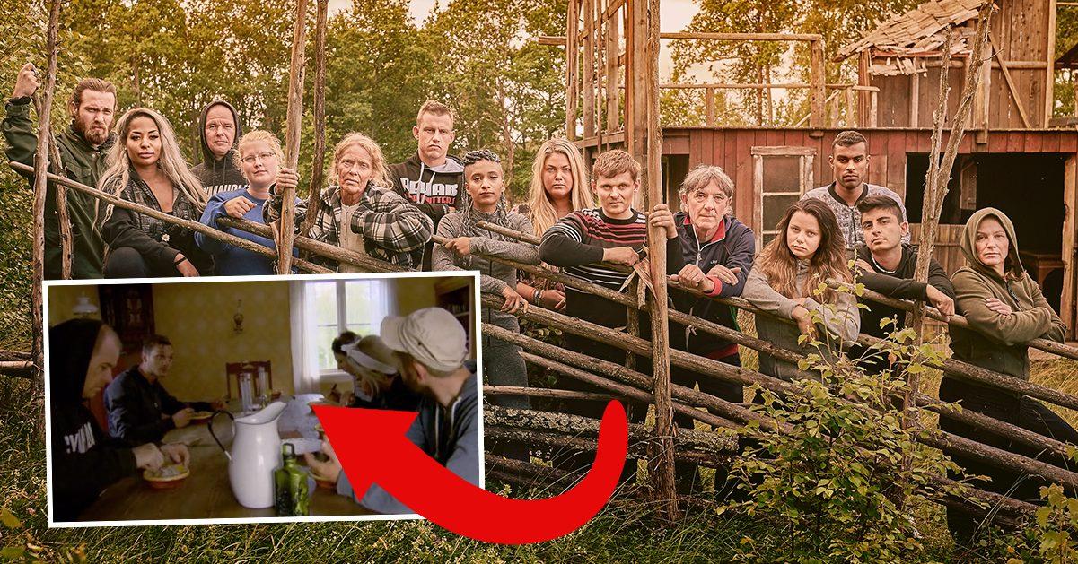 """Hetsiga bråket i Farmen – splittrar vännerna: """"Glidit isär"""""""