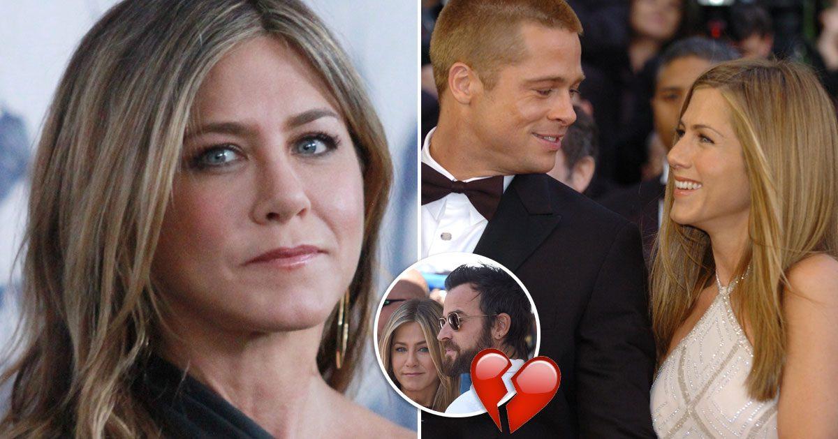 Jennifer Anistons hemliga samtal med Brad Pitt – direkt efter separationen från maken