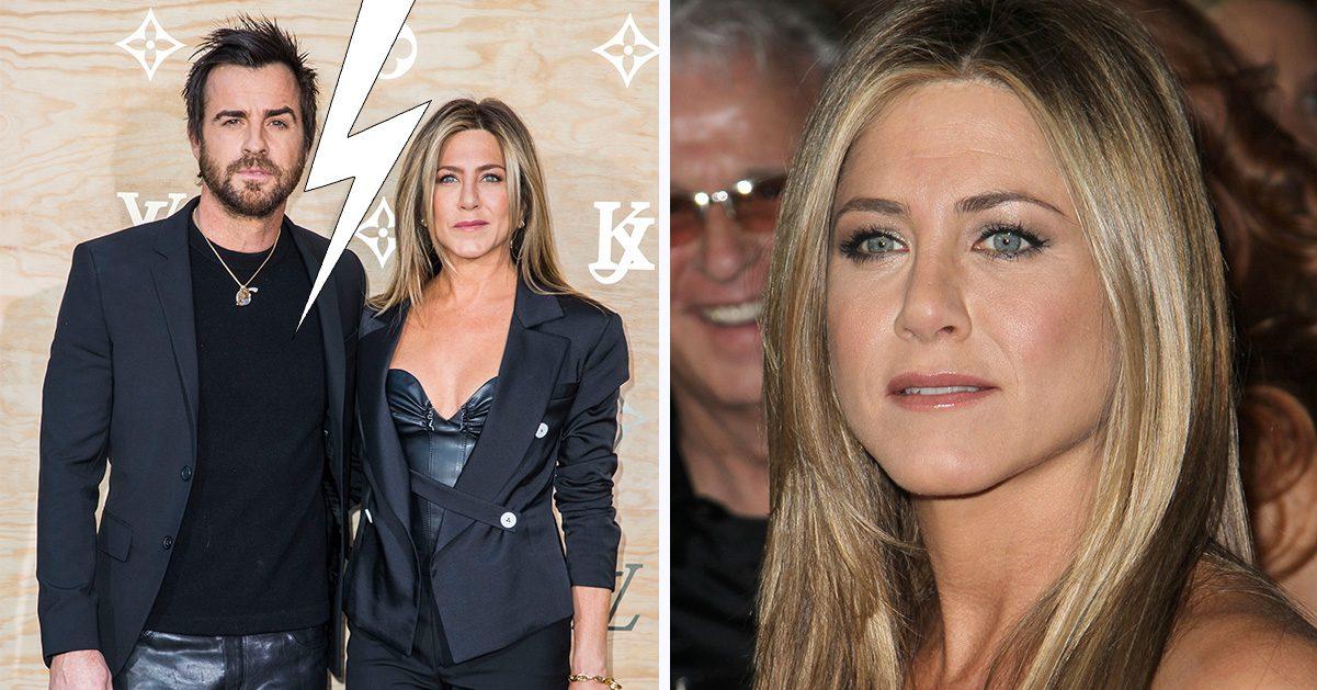 Oväntade orsaken till Jennifer Anistons skilsmässa: